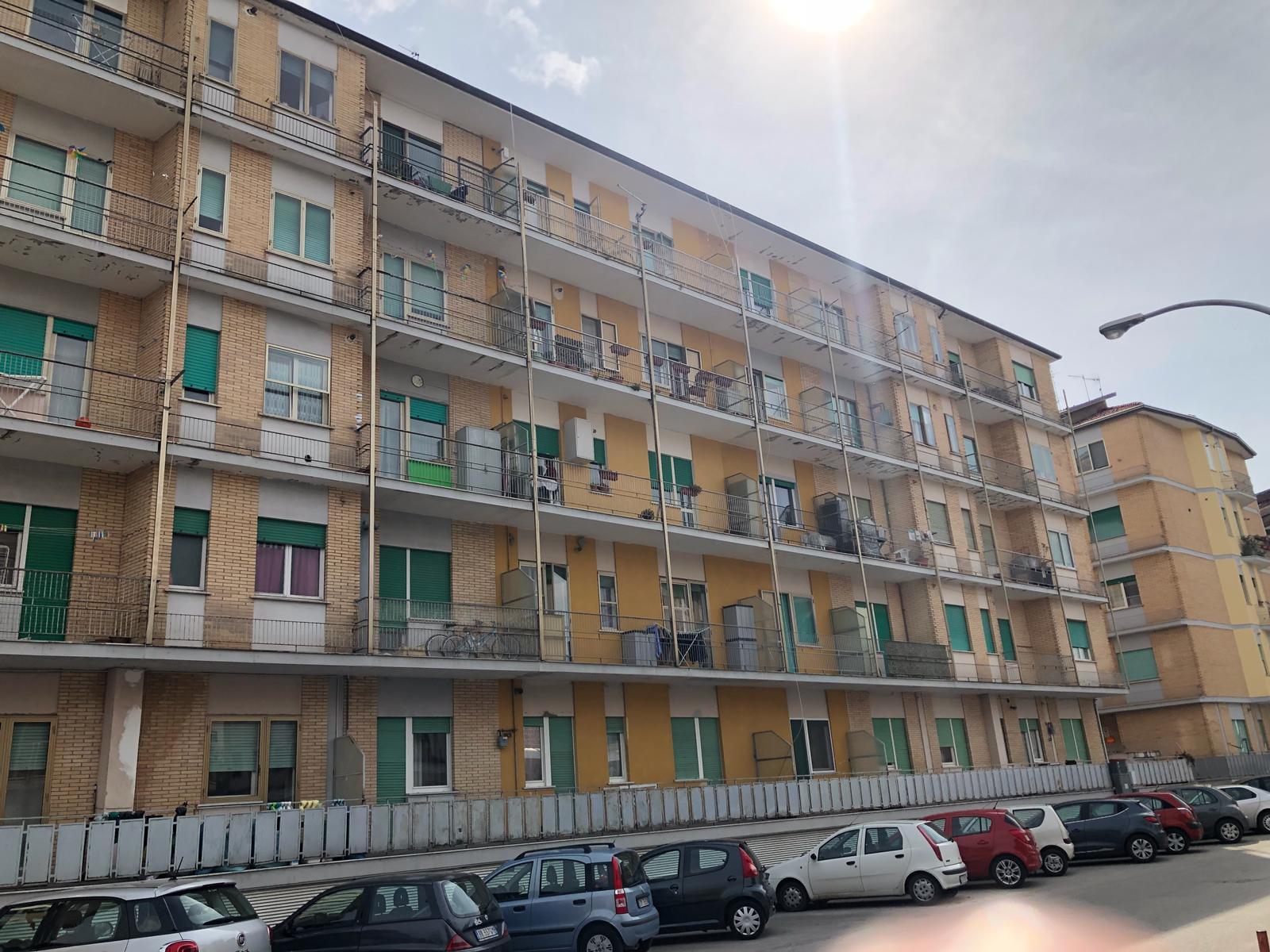 Appartamento via Montegrappa.