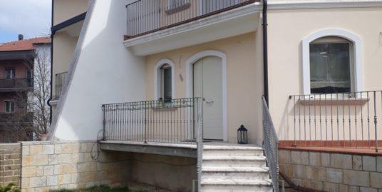 Villa via Neri.