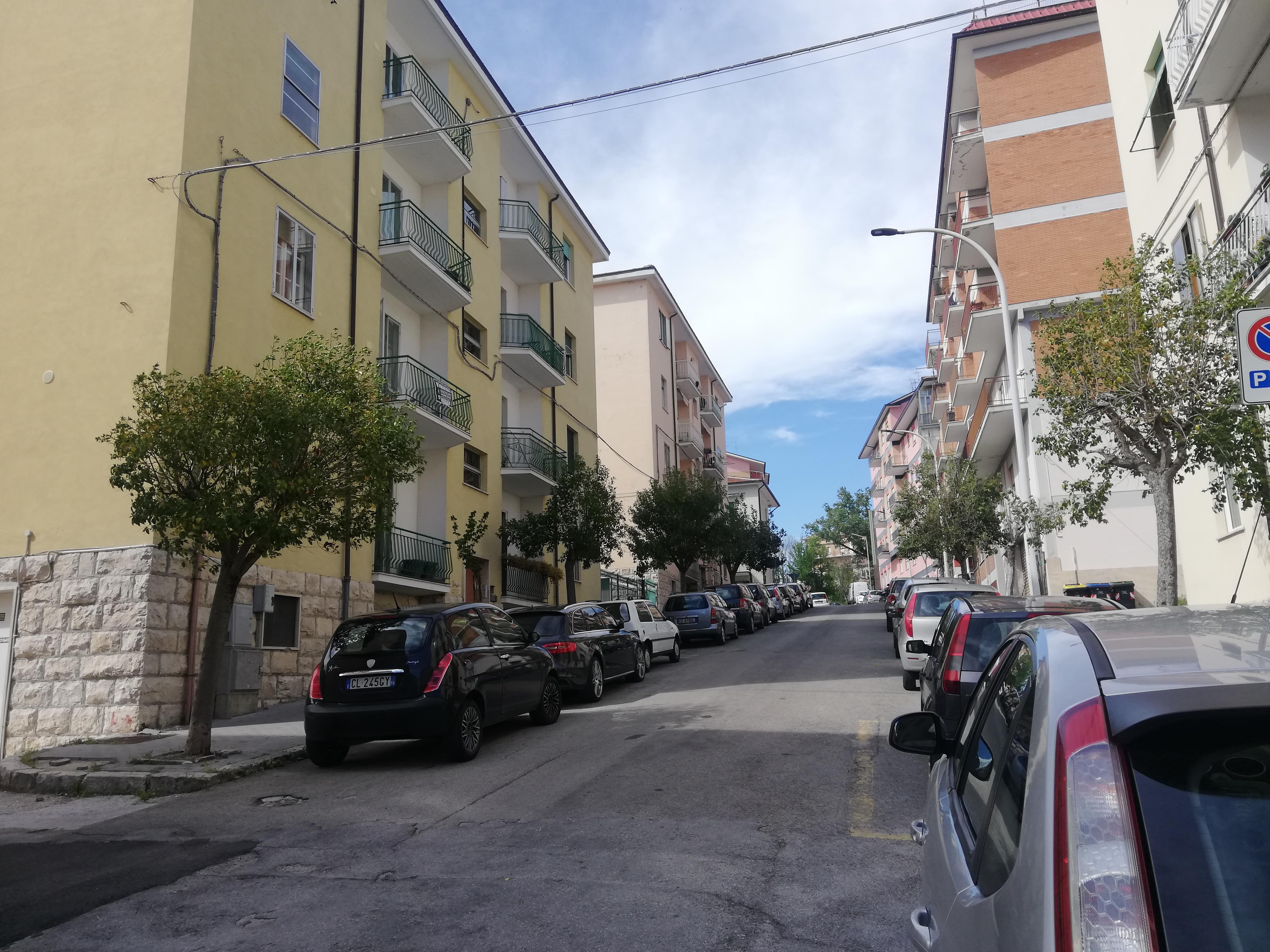 Appartamento via Monfalcone.